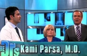Facial Paralysis Surgery by Dr. Kami Parsa