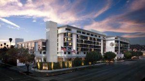 SLS Beverly Hills Hotel Image