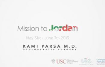 Mission to Jordan