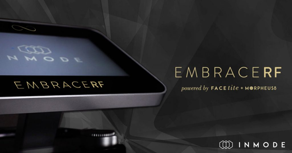 EmbraceRF Powered by Facetite + Morpheus8