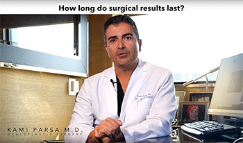 How Long do Blepharoplasty or Eyelid Surgery Results Last?