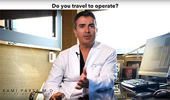 Do you travel to operate?